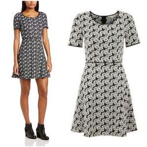 Anthropologie Yumi Daisy Chain Dress